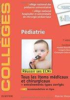 meilleurs livres ECN pédiatrie