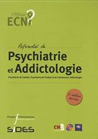 meilleurs livres ECN psychiatrie Addictologie