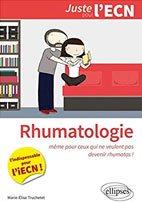 meilleurs livres ECN rhumatologie