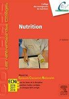 meilleurs livres ECN Nutrition