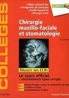 meilleurs livres ECN Chirurgie maxillo-faciale et stomatologie