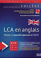 meilleurs livres ECN LCA en anglais