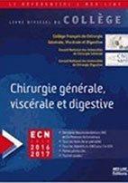meilleurs livres ECN chirurgie générale, viscérale et digestive