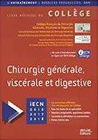 meilleurs livres ECN Chirurgie générale viscérale et digestive