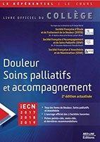meilleurs livres ECN Douleurs , soins palliatifs