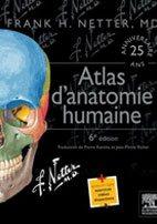 meilleurs livres ECN Atlas d'anatomie humaine
